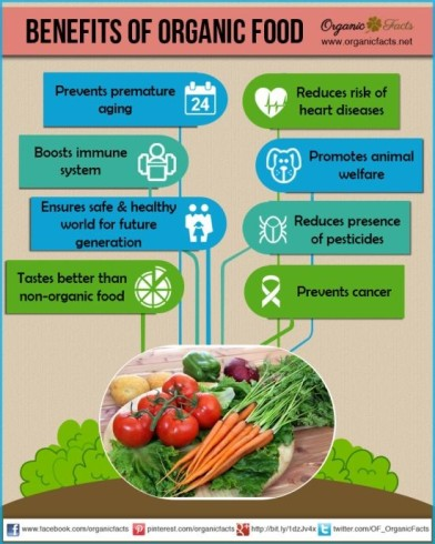 Organic Foods Are Healthier Than Conventional Foods Because They Contain