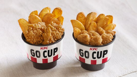 Source: KFC web