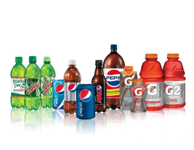 PepsiCo-product-line