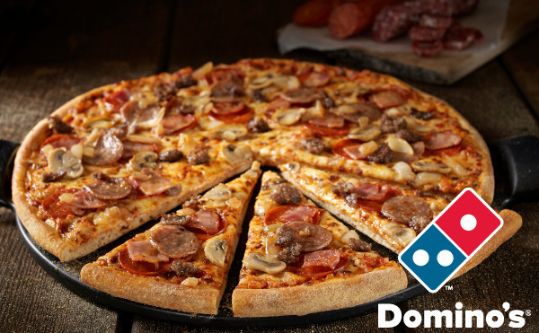 New sauce new crust new cheese still round and it s - Dominos pizza paterna ...