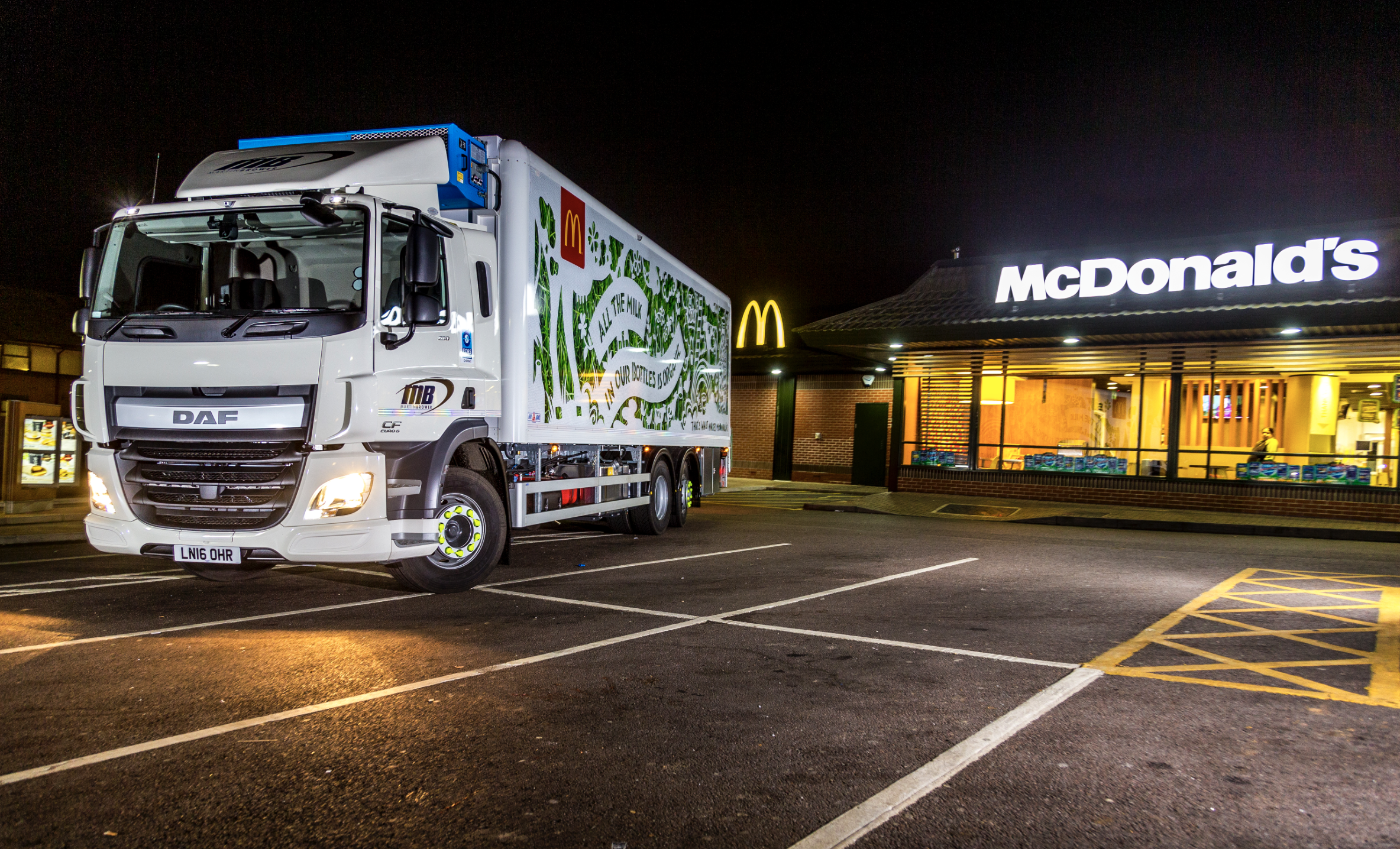 mcdonalds channels of distribution Each of these new food channel choices represented a change in the  the  transport from supplier to hub or distribution center, from hub to.