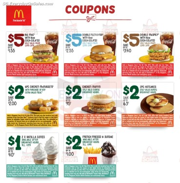 MC's coupons