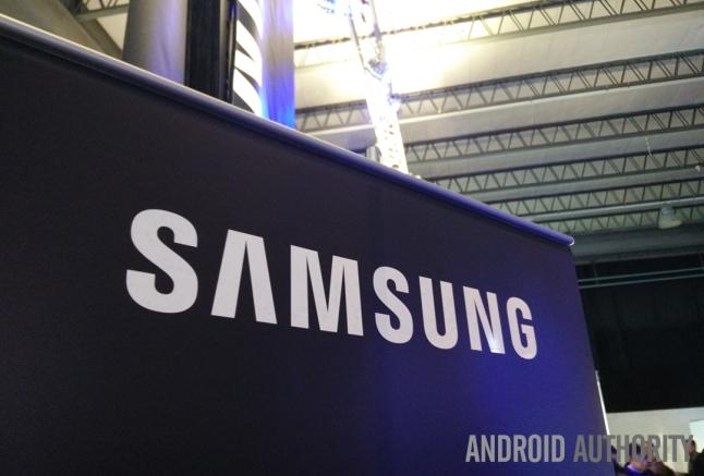 Samsung-booth